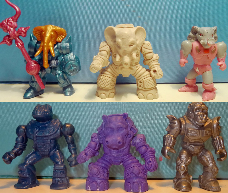 cyber animals toys battle beasts