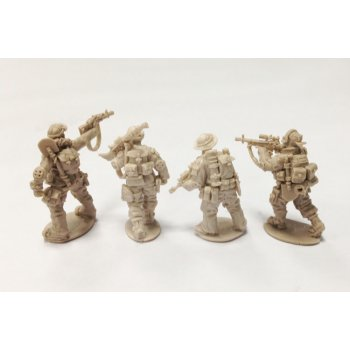 Modern adventurers&mercs set1