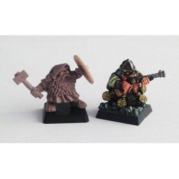 Dwarf sappers team
