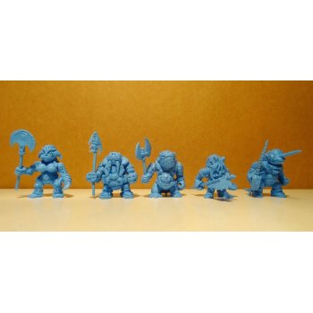 Syren Squad (5 figurines set)