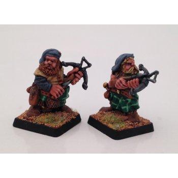 Dwarf highlanders (crossbow)