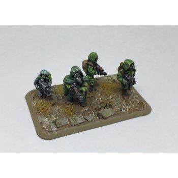 Rebel infantry set