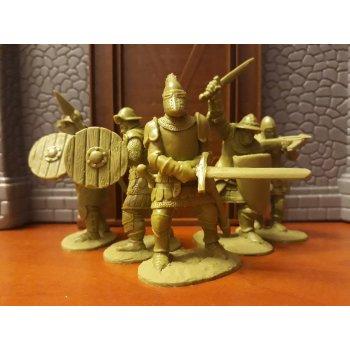 Knights & sergeants (beige)