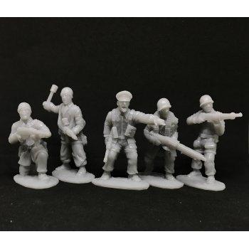 Fallschirmjager (german paratroopers) WWII