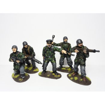 Fallschirmjager (german paratroopers) WWII (green)