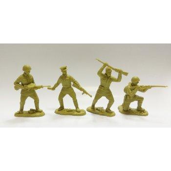 Nameless Height (Soviet WWII №2) - khaki olive green
