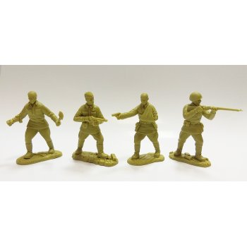 Defenders of Brest Fortress (Soviet WWII №1) - khaki olive green