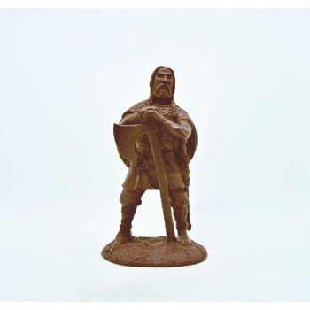 Konung Sveneld with axe (brown)