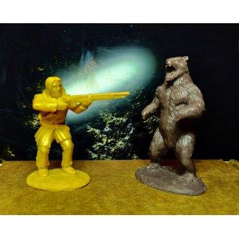 Revenant and wild bear