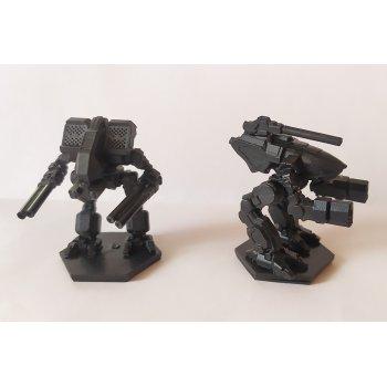 Warthog and Matador - black