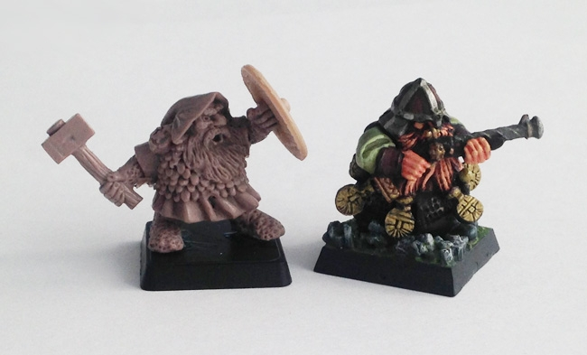 Warhansa - miniatures, figurines and toy soldiers for gamers