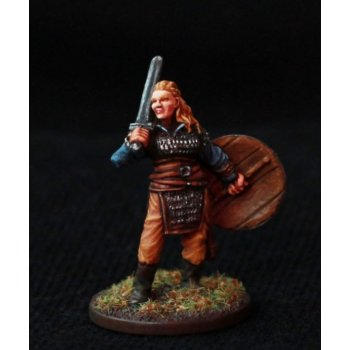 Shieldmaiden, female warlord