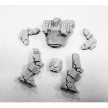 Frankenstein Missiles