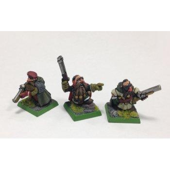 Dwarf scouts