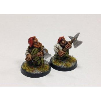 Dwarf highlanders (2-handed)