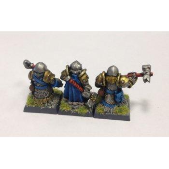 Armored dwarfs