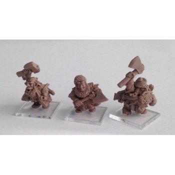 Dwarf pirates