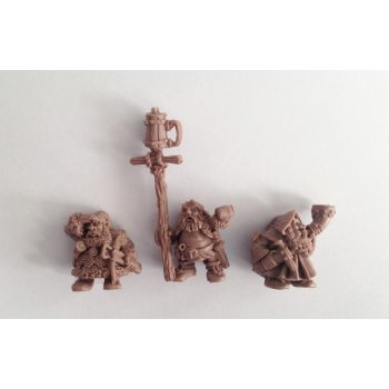 Dwarf crossbow command group