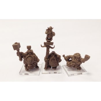 Dwarf hammerers command group