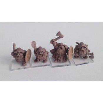 Axemen dwarfs