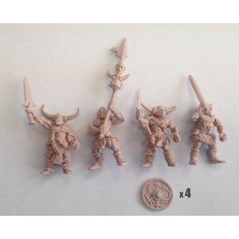 Barbarians set