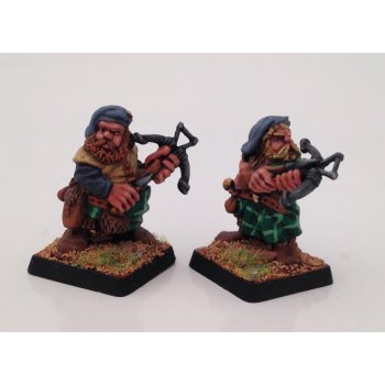 Dwarf highlanders (crossbow)
