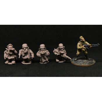 WWII goblins command