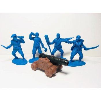 Pirates N2 (blue)