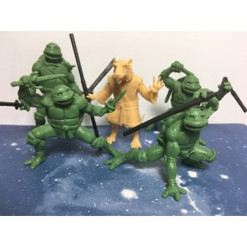 Kungfu turtles
