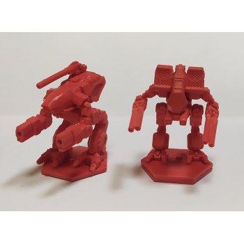 Warthog and Matador - red