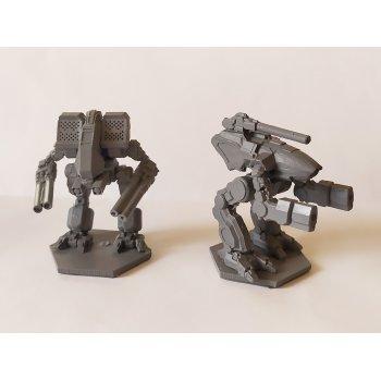 Warthog and Matador - grey