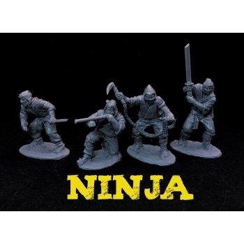 Ninja set (grey)
