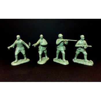 Defenders of Brest Fortress (Soviet WWII №1) - green