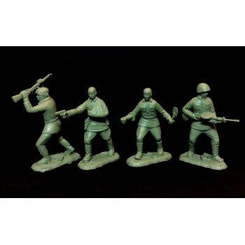Soviet Infantry WWII