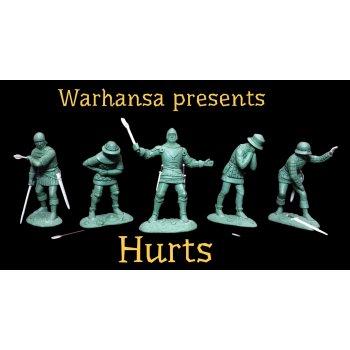 Hurts a lot
